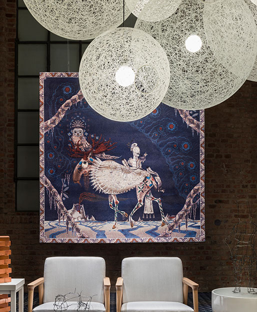 Pendelleuchte 'Random Light' aus der Moooi Lighting Kollektion - POPO Möbel Bremen