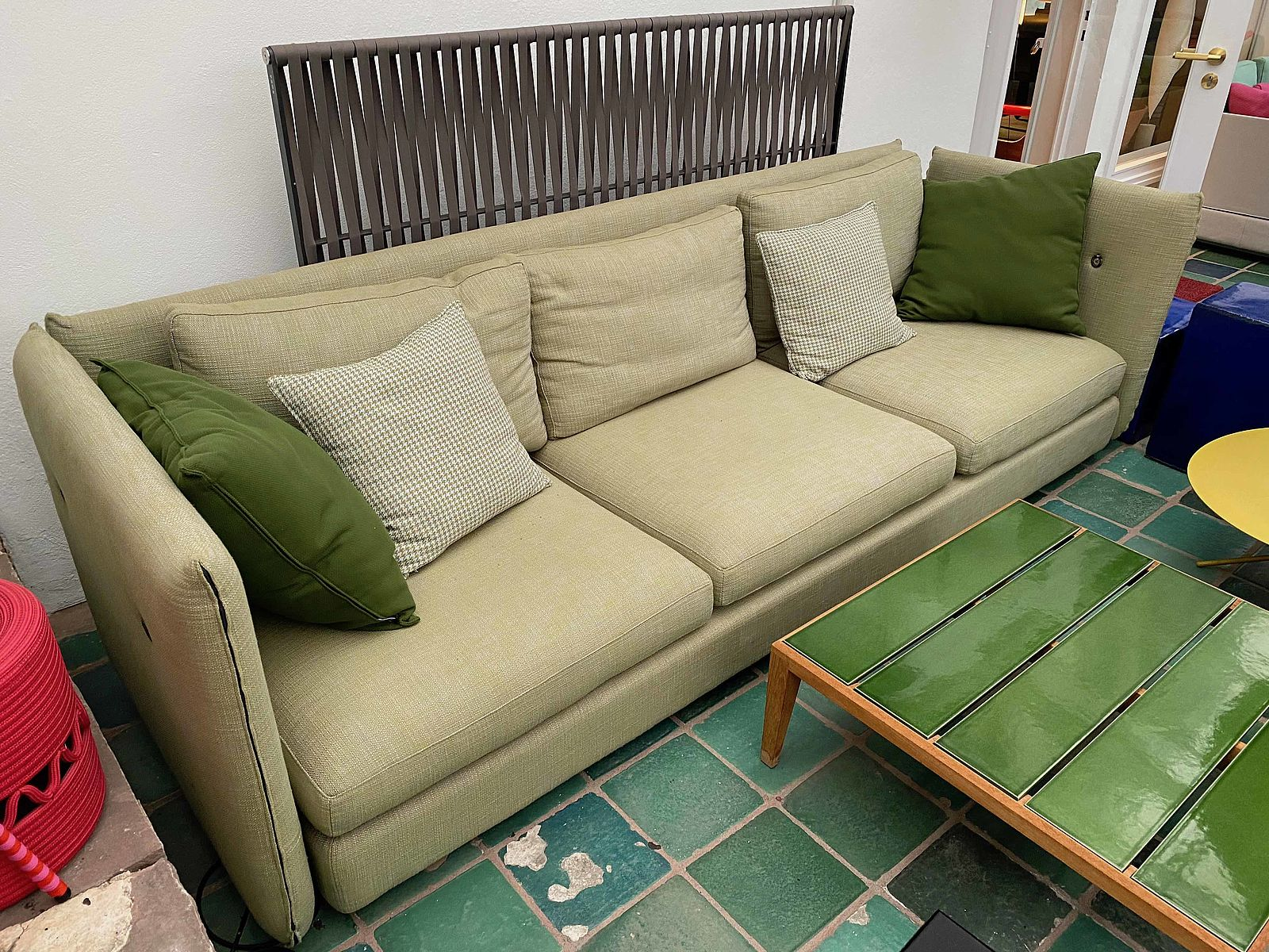 Outdoor Sofa Double