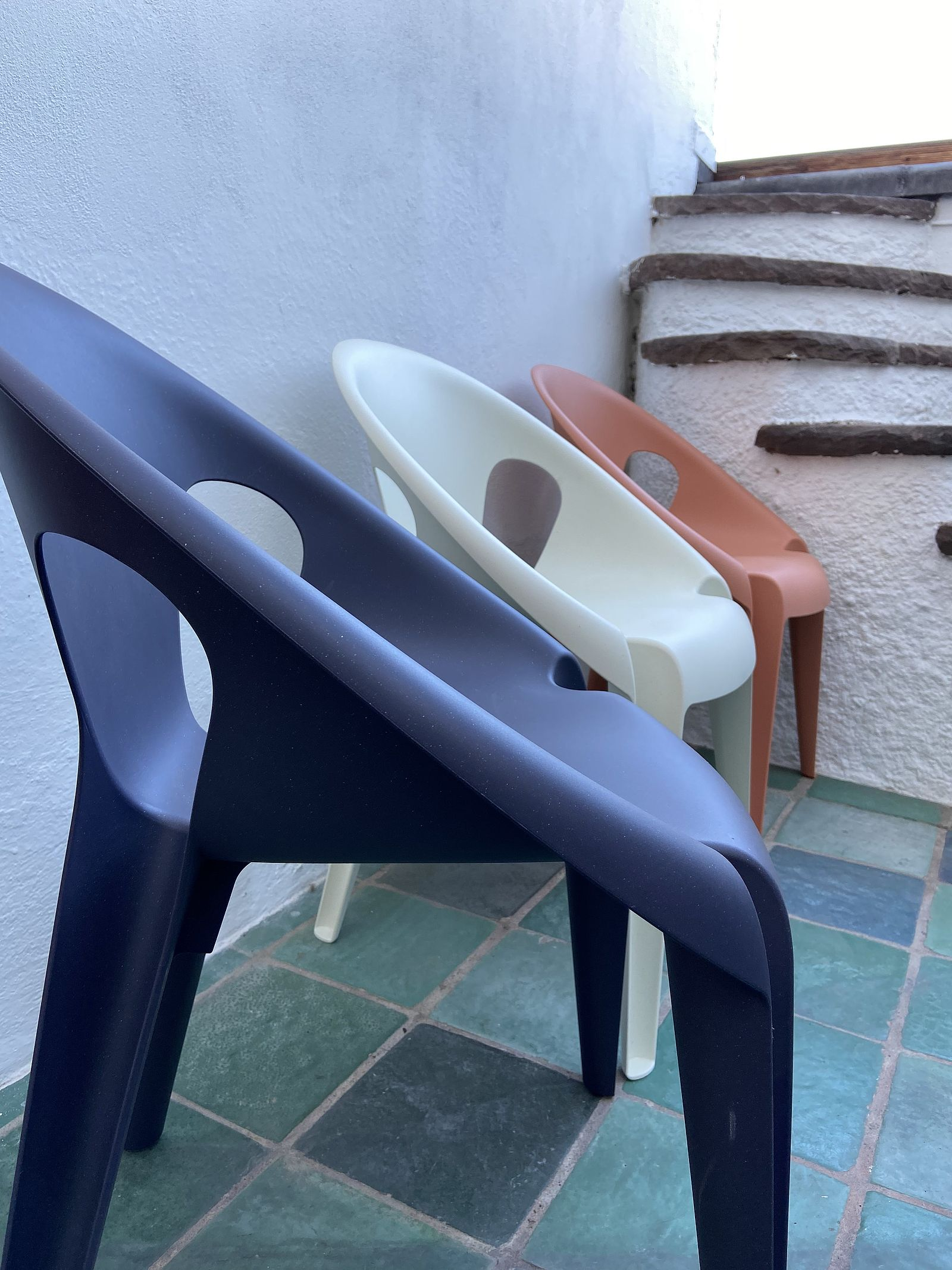 Outdoor Stuhl Bell Chair