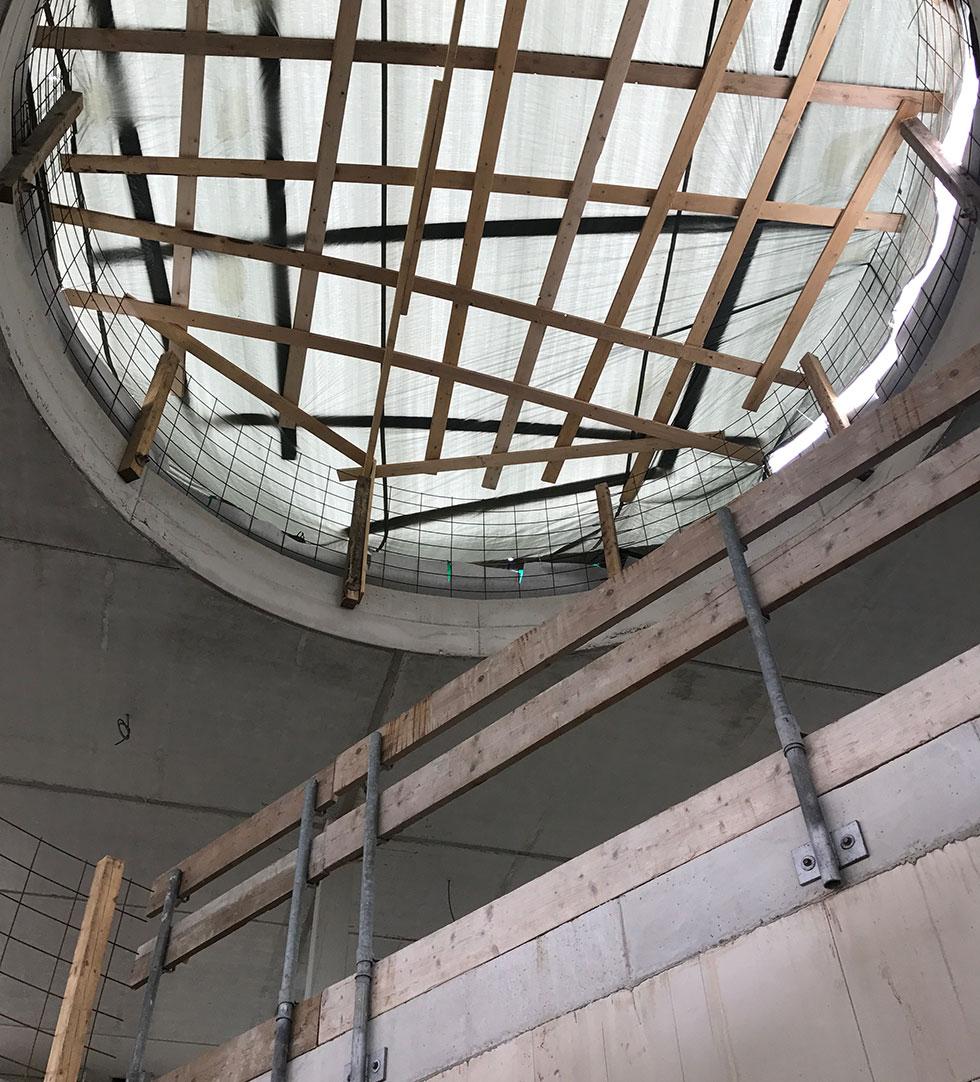 POPO plant den gesamten Umbau angefangen von der Gebäude- und Flächenanalyse